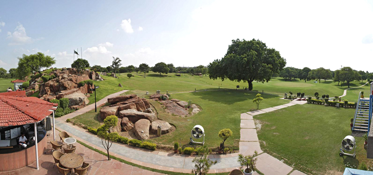 Qutab Golf Course (QGC)