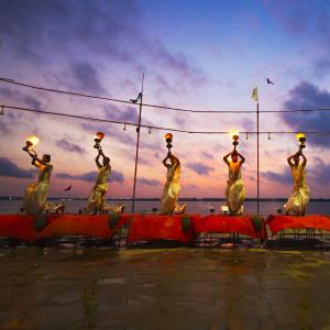 Explore the spiritual side of Varanasi