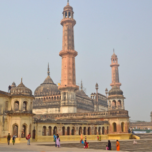 The city of Nawabs: Lucknow