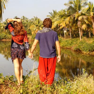 Couple Travel Theme