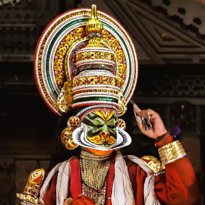 Kathakali – the glorious art form