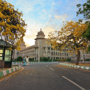 Bengaluru – a modern yet traditional city