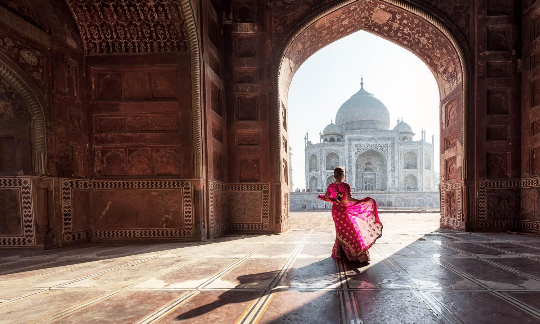 Taj Mahal Agra Tour