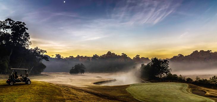 Gokarna Forest Golf Resort, Gokarna