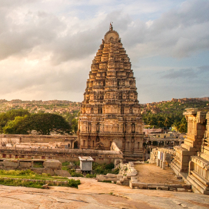 Hampi – the ancient temple town