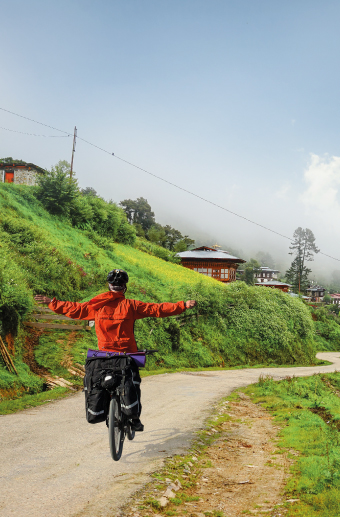 Bhutan the world's happiest country