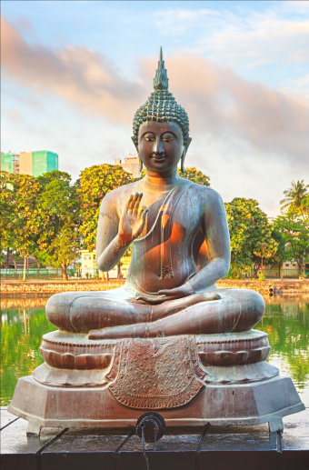 Classical Sri Lanka with Le Passage to India